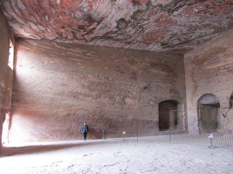 Lost Ancient Technology Of Jordan: Petra