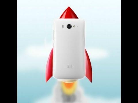 Xiaomi Mi2a - ready for takeoff ;)