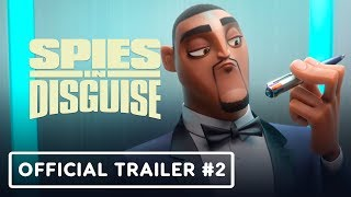 Spies in Disguise - Trailer #2 (2019) Will Smith, Tom Holland