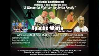 Kiskadee Entertainment Invites you to dinner and dance