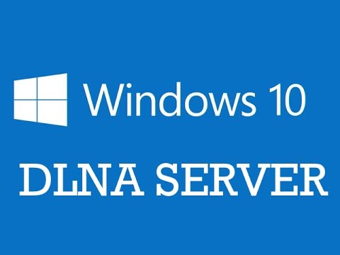 Turn your Windows 10 computer into a DLNA streaming server | Media streaming server with Homegroup