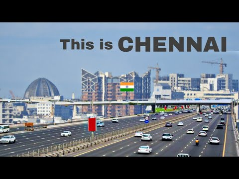 Chennai City || Automobile Hub Of India || 2020 🇮🇳