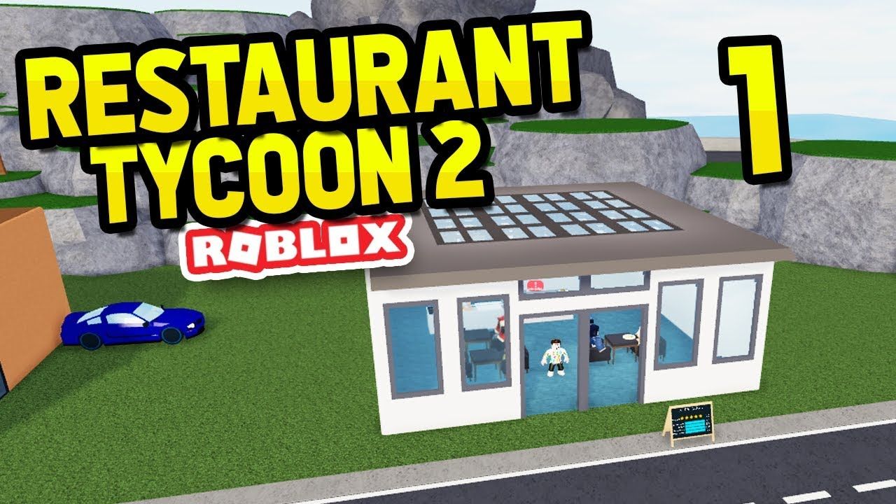 Building My Own Restaurant Restaurant Tycoon 2 1 - update vehicle simulator beta uncopylocked easy robux today
