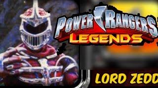 Power Rangers Legends -Episode 1 - Lord Zedd [FULL]