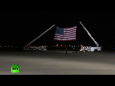 LIVE: Trump to welcome Americans released from North Korean prison in DC