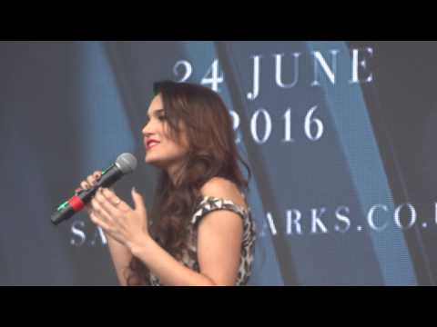 Samantha Barks - On My Own - West End Live 2016