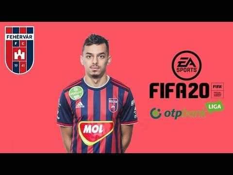 FIFA 20 | OTP BANK LIGA | FEHÉRVÁR FC | LYES HOURI - YouTube