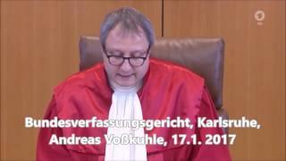 Das Bundesverfassungsgericht bestätigt, daß die BRD kein Staat des Deutschen Volkes ist