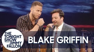 Blake Griffin Demonstrates Why Post-Game Interviews Make Athletes Sound Stupid thumbnail