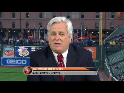 "Peter Schmuck joins ""O's Xtra"" to discuss the Orioles"