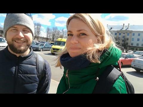 видео: Пешком в Нарву (Эстония)