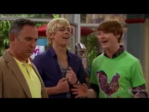 What is the name of the new song from Austin and ally