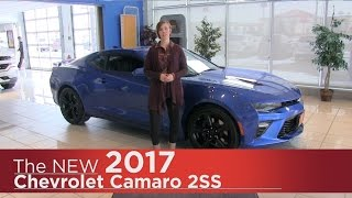 New 2017 Chevrolet Camaro 2SS - Minneapolis, St Cloud, Monticello, Buffalo, Rogers, MN - Review