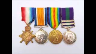 New medals listed on the website - 29/02/2016 www.cultmancollectables.com