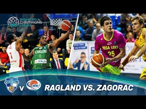 Joe Ragland vs. Rade Zagorac - Head-to-Head - Basketball Champions League