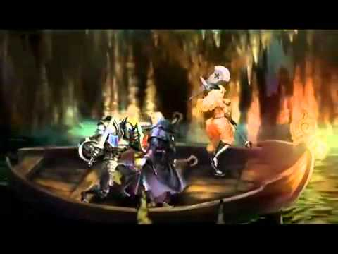 Dragon's Crown Game Play Video