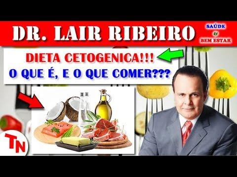 dieta chetogenica del dott. lair ribeiro