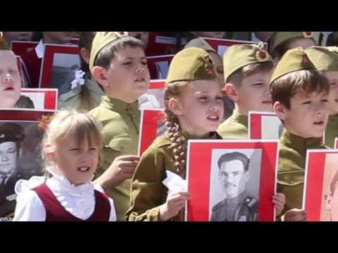 Священная война (Детский хор школы №2 г. Ростов-на-Дону)