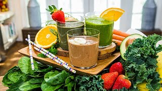 Smoothies for Better Vision - Home & Family