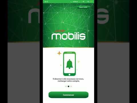 (تجربة التطبيق) اربح 1 جيجا(صالحة لشهر) من الانترنت مع تطبيق موبيليس (الجديد)