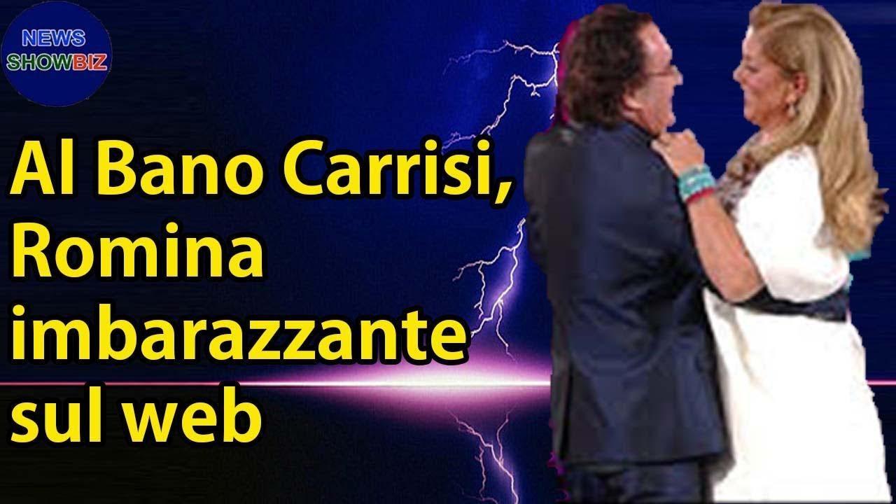 Al Bano Carrisi, Romina imbarazzante sul web: ecco cosa è accaduto