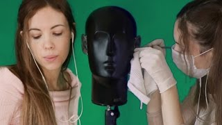 Download Twin Ear Cleaning - ASMR