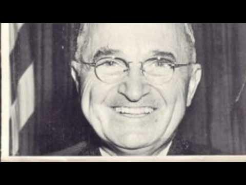 Harry Truman video