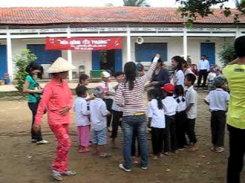 Trò Chơi Cho Các Em Học Sinh Trường Tiểu Học Thạnh Hòa