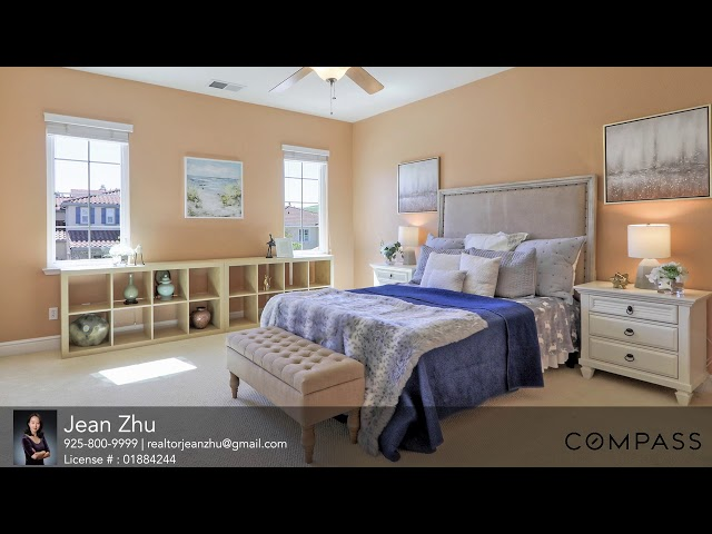 Jean Zhu presents 3576 York Lane, San Ramon, CA 94582