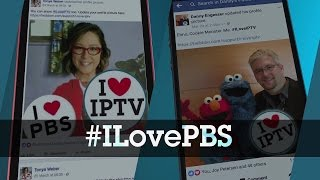 Show Your Love For IPTV   The Impact of Iowa Public Television