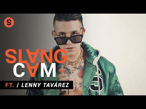 Lenny Tavárez nos cuenta de su próximo disco 'Crack' y los Avengers del reggaetón | SlangCam