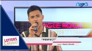 MARLO MORTEL - PERFECT (NET25 LETTERS AND MUSIC)