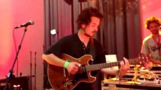 MILKY CHANCE - Down By The River live @ Campusfest Leipzig