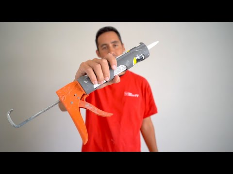 How to Caulk Crown Moulding and Finish Trim Work