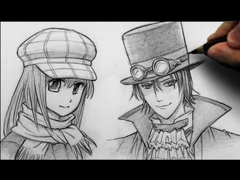 How to Draw Hats, 2 Different Ways thumbnail