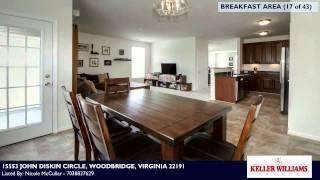 15553 John Diskin Circle, Woodbridge  Virginia