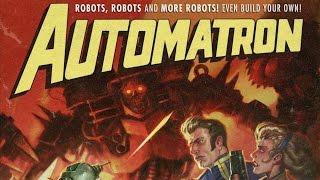 Fallout 4 Automatron дополнение DLC
