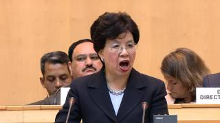 WHO: WHA 68 - Speech by Dr Margaret Chan, WHO Director-General
