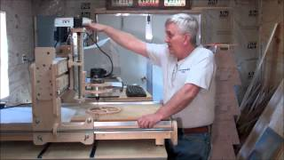 How To Build A Cnc Router On A Shoestring Budget Part Nine