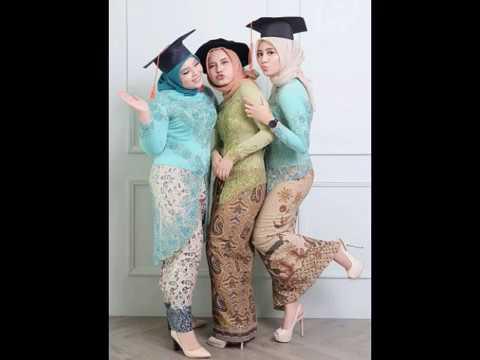 Desain Model Kebaya Simple Tapi Mewah Favorit Wanita