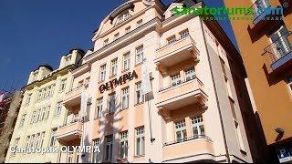 Санаторий OLYMPIA Карловы Вары - sanatoriums.com(Видеоролик, снятый sanatoriums.com, о санатории