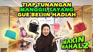 Video Dapet Tas 7JUTA?! Tiap Meira Manggil SAYANG Gue Beliin HADIAH 😍😍 download MP3, 3GP, MP4, WEBM, AVI, FLV September 2019