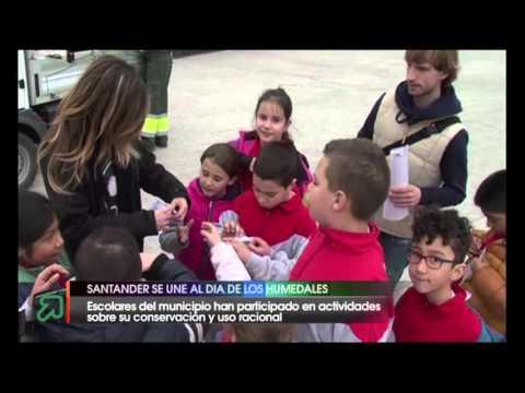 Santander se suma al Día de los Humedales