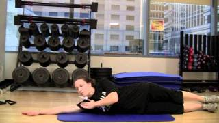 Fit in a minute | hip lift, leg lift & inner thigh raise