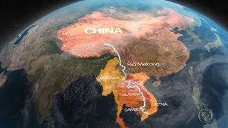 China - Interior do Continente - País mais Rico e Poderoso do Mundo - Nação mais Rica e influente