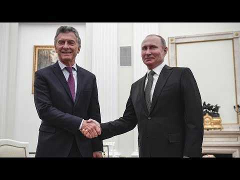 Президент Аргентины о диктаторах, долларе и футболе