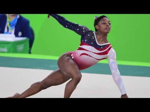 Mascara gymnastics floor music// 1 min version