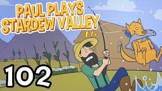 Stardew Valley - YEAR 2 SUMMER FARM CROPS!! - Stardew Valley Playthrough - Ep. 102