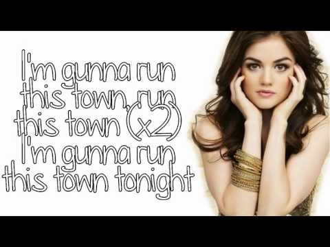 Run This Town   Lucy Hale