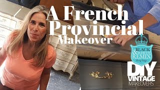 The French Provincial Makeover
